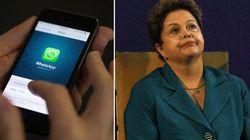 WhatsApp de cúpula da Andrade Gutierrez revela ofensas à Dilma nas
