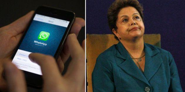Conversa de cúpula da Andrade Gutierrez pelo WhatsApp revela torcida por Aécio e ofensas à Dilma nas