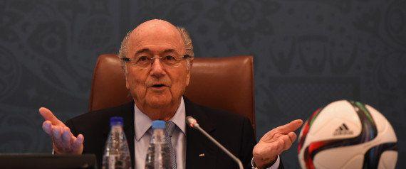 Nem a Fifa quer Joseph Blatter por lá. Comitê pede suspensão do cartola por 90
