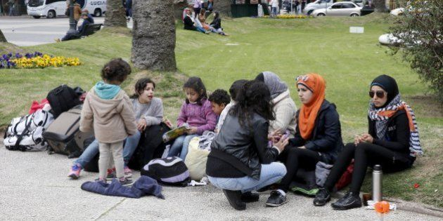 Refugiado sírio no Uruguai agride funcionários do
