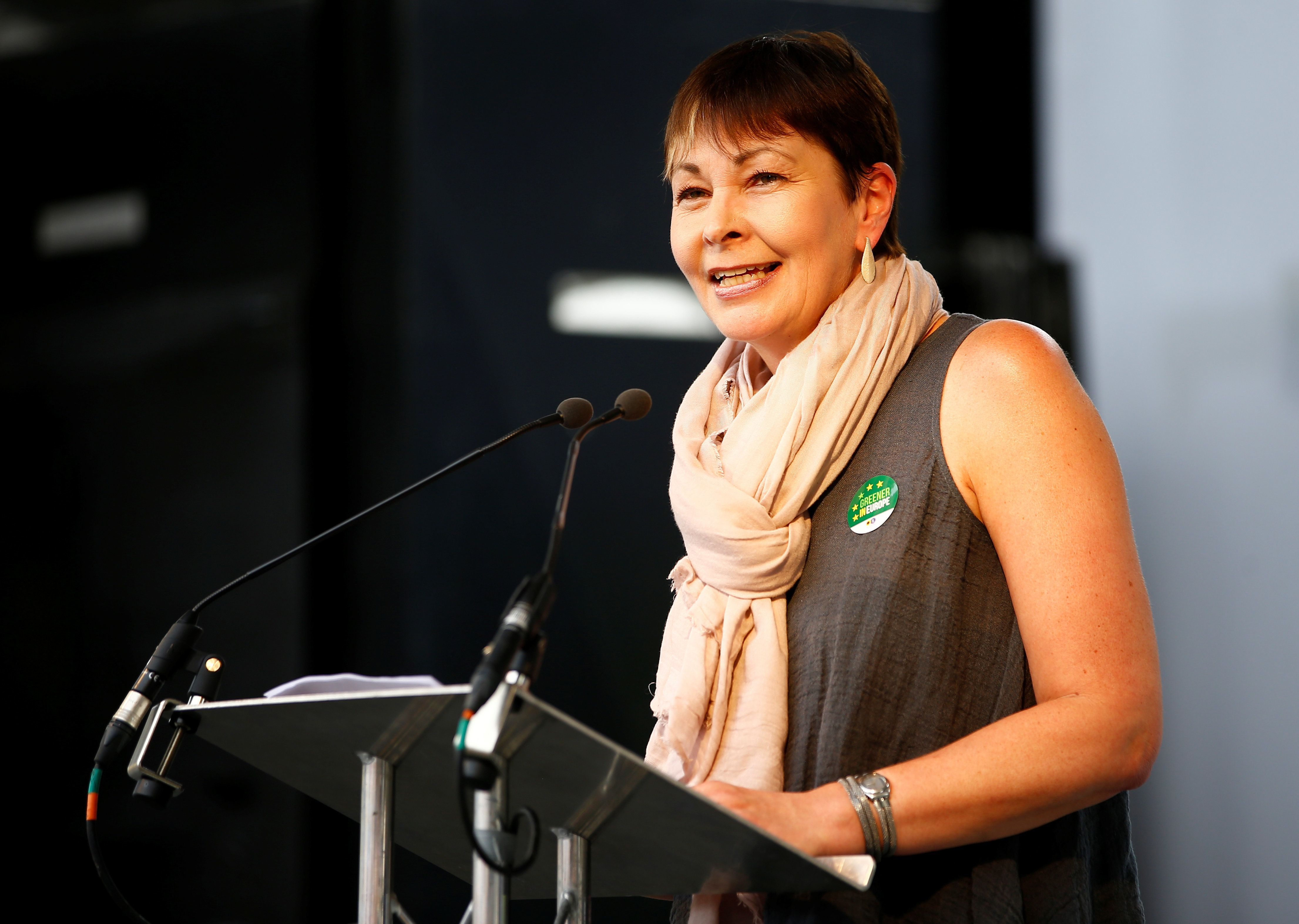 Exclusive: Caroline Lucas Condemns 'Moral Failure' Of Remain Campaign To Defend Free