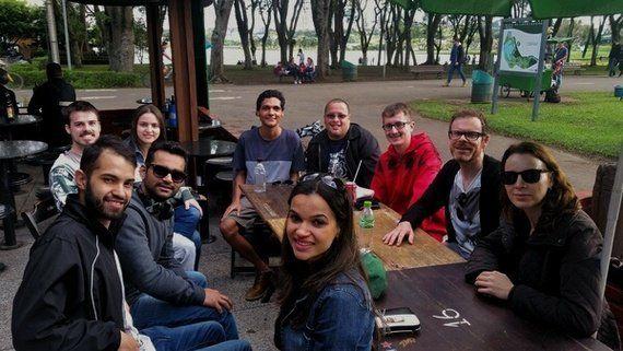 Aprenda inglês grátis em 9 cidades