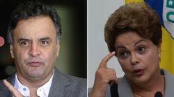 Janot pode pedir para investigar Dilma e Aécio na semana do