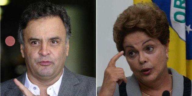 Lava Jato: Procuradores da República veem indícios contra Dilma e Aécio, que podem ser