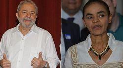 PESQUISA: Lula e Marina lideram corrida presidencial; Tucanos