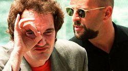 Você precisa ver a cena de bastidores de 'Pulp Fiction' -- com Tarantino