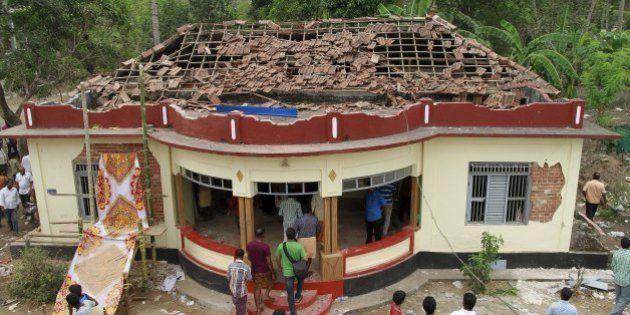 Incêndio em templo na Índia mata cerca de 100