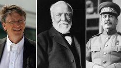 Quem são as 10 pessoas mais ricas de todos os