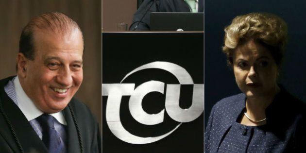 Derrota decisiva para governo: TCU rejeita contas de Dilma de