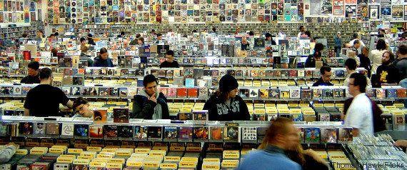 Amoeba Music, a meca dos vinis da Califórnia, quer começar a vender