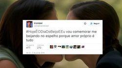 #HojeÉDiaDoBeijoEEu: Estas 10 formas de comemorar o Dia do Beijo só poderiam acontecer no