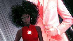 Negra, adolescente e cientista genial: Esta é a 'nova Homem de Ferro' da