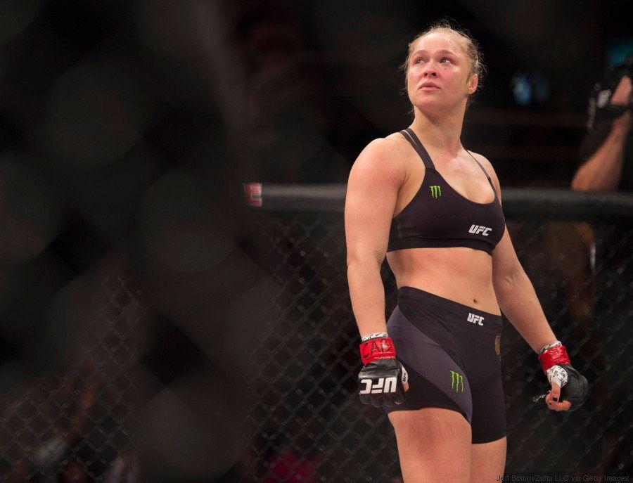 Por que Ronda Rousey ainda recebe um terço do que é pago para um homem no