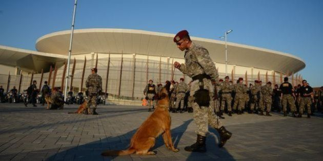 Rio 2016: Não vai faltar segurança, não tem risco de terrorismo, diz