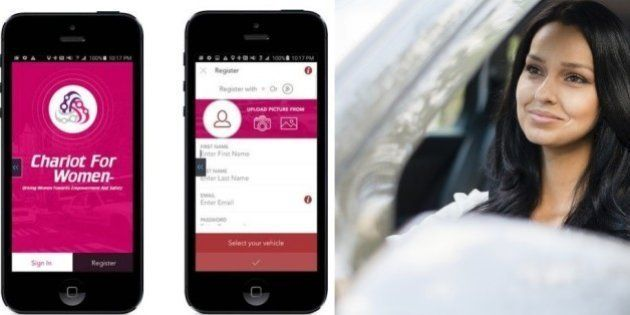 Uber 'só para as mulheres', Chariot for Women começará a operar nos Estados