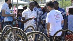 Mais caminhos da solidariedade: Refugiados no Brasil ganham