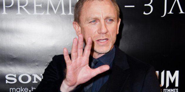 Daniel Craig diz que preferiria 'cortar os pulsos' a ter de interpretar 007 de