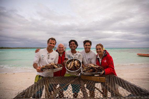 O mundo em 7 ilhas inesquecíveis para a tripulação da Expedição
