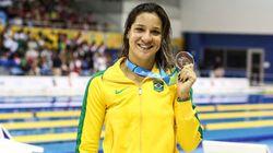 Medalhista no Pan, Joanna Maranhão admite duas tentativas de
