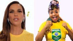 ASSISTA: Ivete, Gaby Amarantos e MUITA gente cantam 'hino' para