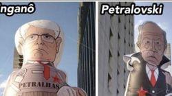 Pixuleco vira caso de Justiça: STF quer investigação sobre bonecos de Janot e
