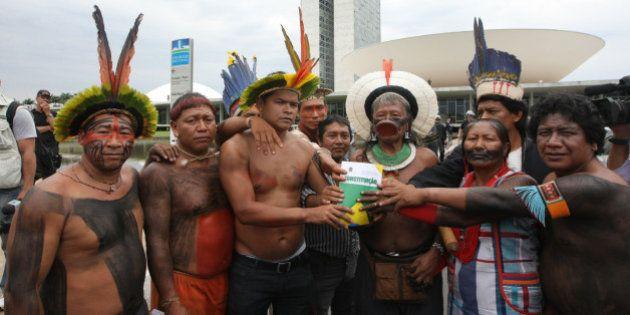 Guarani-Kaiowá denuncia a morte de mais de 300 indígenas em conflitos fundiários no