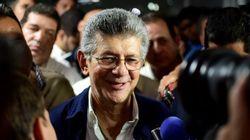 Mudança? Oposição venezuelana elege Ramos Allup presidente do