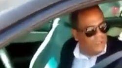 ASSISTA: Motoristas forçam casal de passageiros a sair de carro do Uber e entrar em