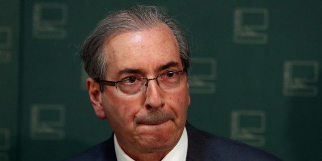 PSOL pede afastamento de Cunha, mas ele diz que