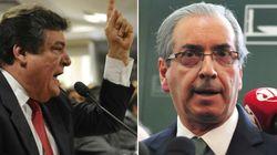 Vice-líder do governo chama Cunha de 'arrogante, petulante, ditador e
