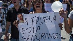 Mar de sangue: Polícia do Rio matou 8 mil pessoas nos últimos 10