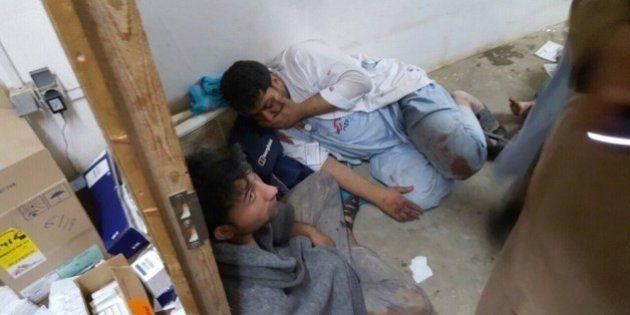 Médicos Sem Fronteiras contabiliza 33 desaparecidos após ataque a