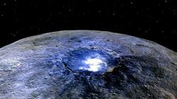 O mistério dos pontos brilhantes em Ceres pode ter sido