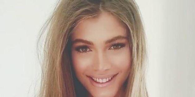 Modelo transgênera Valentina Sampaio é a nova porta-voz da L'Oréal