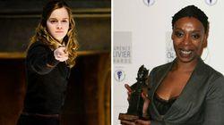 Emma Watson: 'Mal posso esperar para ver Noma Dumezweni no