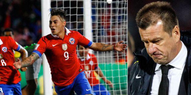 Os melhores tweets após a estreia com derrota do Brasil nas Eliminatórias para Copa de