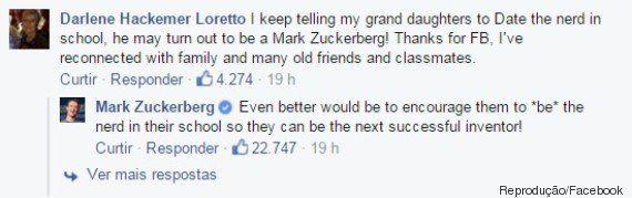 Zuckerberg surpreende a web com mensagem de empoderamento