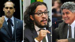 Os 10 melhores deputados federais de 2015, na opinião dos eleitores do
