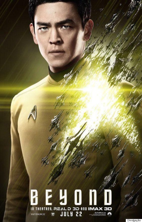 Ator de 'Star Trek' diz que Sulu é o primeiro personagem gay da