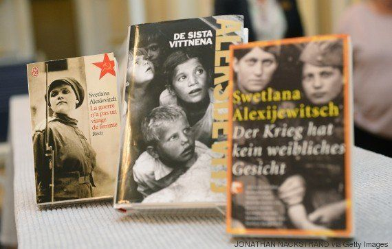 4 perguntas (e respostas) sobre Svetlana Alexievich, a Nobel de Literatura