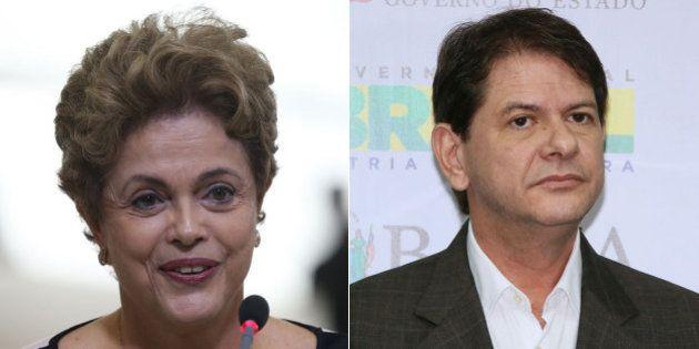 Ex-ministro da Educação, Cid Gomes sugere que Dilma Rousseff deixe o