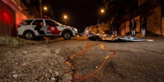 Número de mortos pela Polícia Militar de SP supera ano de ataques do