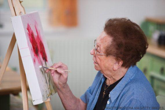 Arteterapia é muito mais do que fazer pinturas