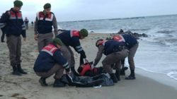 Pelo menos 20 corpos de migrantes são encontrados na costa da