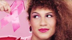 ASSISTA: Candy Mel, da Banda Uó, é estrela de campanha de beleza para o 'Outubro