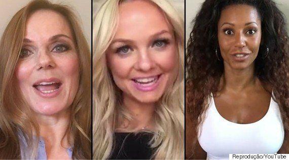 Sem Mel C e Victoria Beckham: Para celebrar aniversário de 20 anos, as Spice Girls vão se reunir como...