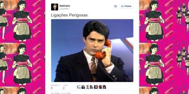 'Ligações Perigosas' vira piada na internet, mas por um motivo nada