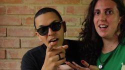 ASSISTA: Após comentários racistas, Caio, o namorado de Jout Jout, resolveu