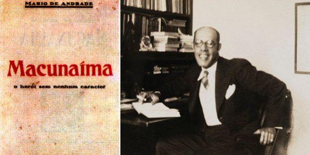 Macunaíma, de Mário de Andrade, está em domínio público desde 1º de