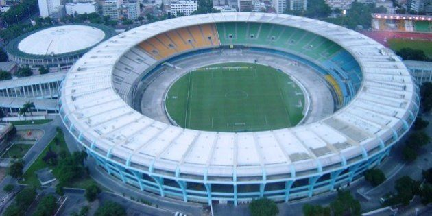 Maracaná is an open-air stadium mainly used for football matches between the major football clubs in...